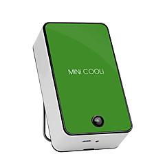המכשירים של עולם יד ניידת ההגעה הראשונה מיני USB שנערך אוהד מגניב מזגן נטענת צבע אקראי