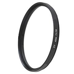 emoblitz 46mm UV Ultrafialové krytka objektivu filtr černá