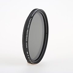 orsda® nd2-400 62mm justerbar bestruket (16 lager) FMC filter
