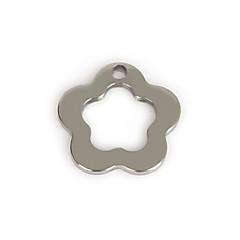 Amuletos Metal Animal Shape Como en la foto 50Pcs