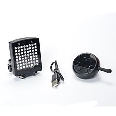 Eclairage de Velo Rear Bike Light LED Transport Pratique 400LM Lumens Batterie Autres Noir Cyclisme