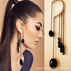 Earring Geometric Drop Earrings Jewelry Women Bohemia Style Daily / Casual Alloy 1pc Gold