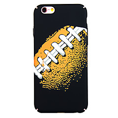 For iPhone 6 etui / iPhone 6 Plus etui Støvsikker / Mønster Etui Bagcover Etui Punk Hårdt PC AppleiPhone 6s Plus/6 Plus / iPhone 6s/6 /