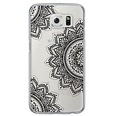 terug Ultradun Word / Phrase TPU Zacht TPU Back Cover Ultra-thin Geval voor Samsung S6 / S5 / S4
