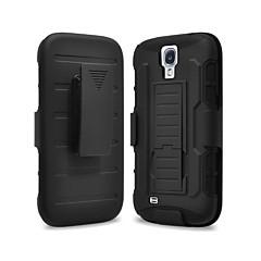 Varten Samsung Galaxy kotelo Iskunkestävä / Tuella / Koristeltu Etui Takakuori Etui Panssari PC SamsungS7 / S6 edge plus / S6 edge / S6 /