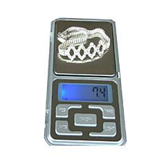 kl-668 escala de jóias de alta precisão portátil