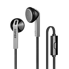 Edifier H190P イヤバッド(イン・イヤ式)Forメディアプレーヤー/タブレット / 携帯電話 / コンピュータWithマイク付き / Hi-Fi
