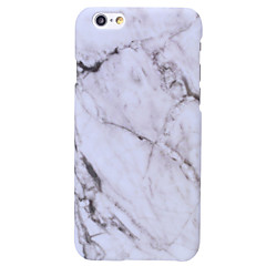 For iPhone 7 etui iPhone 7 Plus etui iPhone 6 etui iPhone 6 Plus etui iPhone 5 etui Mønster Etui Bagcover Etui Marmor Hårdt PC for Apple