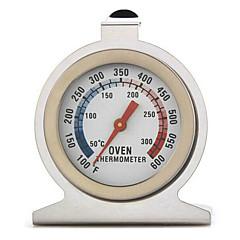 από ανοξείδωτο χάλυβα διπλό φούρνο κλίμακα θερμόμετρο (50-300 ° C)