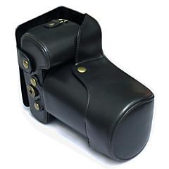 SLR-가방-캐논-원숄더-먼지 방지-블랙 / 커피 / 브라운