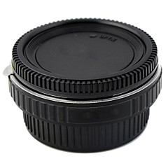 Nikon To PK Lens Ring With Correction Of Glass And Infinity Focus