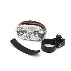 Eclairage de Velo Eclairage de Vélo / bicyclette Transport Pratique 10 Lumens Batterie Autres Noir Cyclisme-Autres