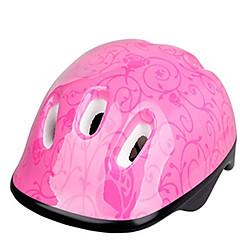 Kid's Sports Bike helmet 6 Vents Cycling Cycling / Skate Small: 51-55cm EPS / PVC Pink