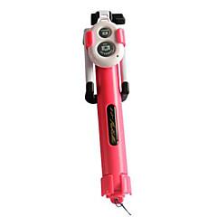 The mini shaft tripod Bluetooth autodyne telescopic rod autodyne artifact