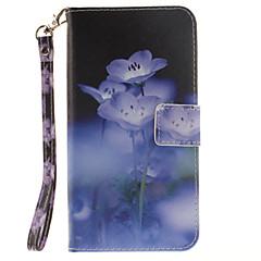 Για Samsung Galaxy Note7 Πορτοφόλι / Θήκη καρτών / Ανοιγόμενη / Με σχέδια tok Πλήρης κάλυψη tok Λουλούδι Σκληρή Συνθετικό δέρμα Samsung