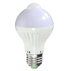 E27 B22 85V-265V 400-500Lm 5W 7W Body Sensor LED Bulb