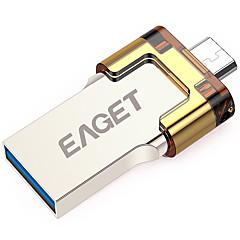 EAGET V80-64G 64GB USB 3.0 Resistente all'acqua / Resistente agli urti / Compatta / Supporto OTG (Micro Usb)