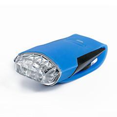 Pyöräilyvalot Pyöräilyvalot Helppo kuljettaa 100 Lumenia USB Muut Musta / Sininen / Punainen Pyöräily-Muut
