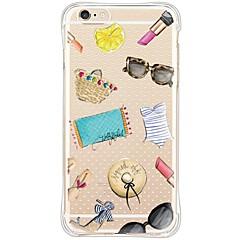 Voor iPhone 6 hoesje / iPhone 6 Plus hoesje Waterbestendig / Schokbestendig / Stofbestendig / Transparant hoesje Achterkantje hoesje Other