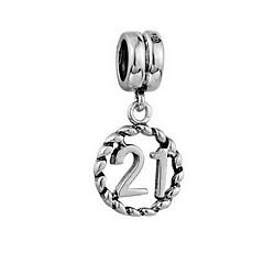 vrouwen zilveren sterling zilveren hanger 1pc