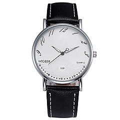 Mens Watches Top Brand Luxury Men's watches Quartz Watch Leather Strap Watch Male Wristwatch Relogio Masculino