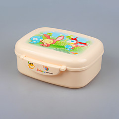 YEEYOO Brand Promotional Compartment Microwave Safe Plastic Bento Lunch Box Container cheap lunch box for children