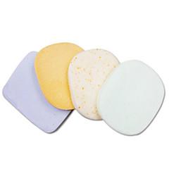 sandepin ® فرك الحبيبية الوجه وحمام الاسفنج تعيين 4 قطعة