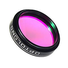 nouveau optolong 1,25 25nm o-iii filtre pour le télescope de 1,25 pouce oculaire réduit la pollution lumineuse