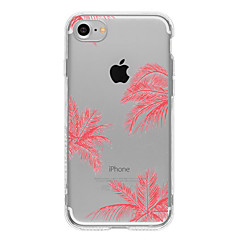 Leaf TPU Case For Iphone 7 7plus 6s/6  6plus/6s plus