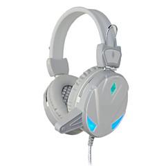 Kubite T-167 Hoofdtelefoons (hoofdband)ForMediaspeler/tablet / Mobiele telefoon / ComputerWithmet microfoon / Volume Controle / Gaming /