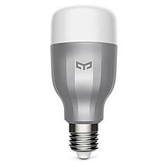 원래 샤오 미 테크 yeelight 다채로운 스마트 LED 전구 와이파이 원격 제어 온도 로맨틱 램프