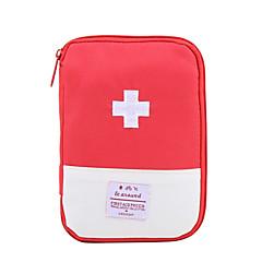 Travel Travel Pill Box/Case Travel Storage Portable Fabric
