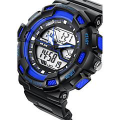 SANDA Voor Stel Sporthorloge Militair horloge Slim horloge Modieus horloge Polshorloge Digitaal Japanse quartzLED Chronograaf