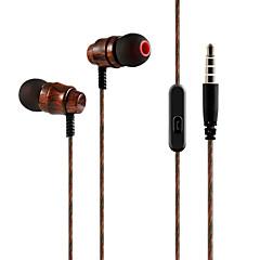 Kubite T-00 Hovedtelefoner (I Øret)ForMedie Player/Tablet / Mobiltelefon / ComputerWithSport