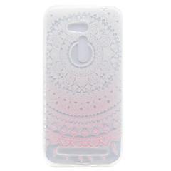 Για asus zb551kl zb452kg ροζ ηλιοτρόπιο υψηλό διαπερατότητας tpu υλικό κέλυφος τηλέφωνο