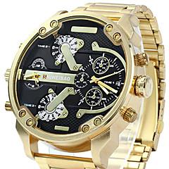 Αντρικά Αθλητικό Ρολόι Στρατιωτικό Ρολόι Ρολόι Φορέματος Ρολόι Καρπού Βραχιόλι Ρολόι Μοναδικό Creative ρολόι Γιαπωνέζικο QuartzΑνθεκτικό