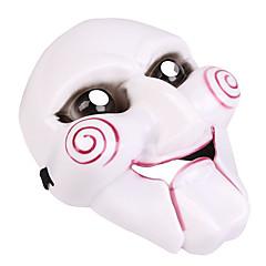 Halloween maszkok Dzsókerkártya Ünnepi tartozékok Mindszentek napja / Álarcos mulatság 1PCS