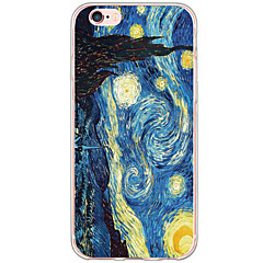 Scenery Paintings Pattern Scenery Paintings PC Hard Case For Apple iPhone 6s Plus 6 Plus iPhone 6s 6 iPhone SE 5s 5