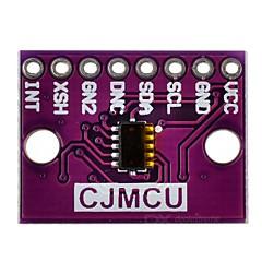 cjmcu-vl53l0x tof μονάδα αισθητήρα μέτρησης απόστασης με λέιζερ - μωβ