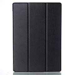 레노버 탭에 대한 커버 케이스 2 a10-70 a10-70f a10-70l a10-30 10.1 인치 태블릿 PU 가죽 케이스 tab3에 x30f (10) 비즈니스 탭 3 x70f / m