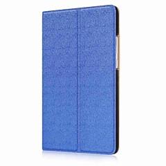 patrón de color sólido estuche de cuero de la PU con el sueño de 8 pulgadas tablet Huawei honor a 2 (jdn-AL00 y jdn-W09)