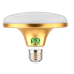 YWXLight®  E27 18W  SMD 5730 1400-1650 LM Warm White / Cool White UFO Lamp AC 220-240V
