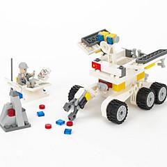 Actionfigurer og kosedyr / Byggeklosser for Gift Byggeklosser Modell- og byggeleke Maskin ABS 5 til 7 år / 8 til 13 år / 14 år og oppover
