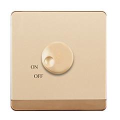 nagy kocka keret nélküli pezsgő arany 86 típusú aljzat panel switch