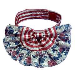 Cat Dog Bandanas & Hats Dog Clothes Cute Casual/Daily Bowknot Rainbow