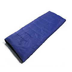 Sleeping Bag Rectangular Bag Single 10 Duck Down 1000g 230X100 Camping / Traveling / IndoorWaterproof / Rain-Proof / Windproof /