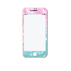 marmeren stijl gehard glas film voor screen protector voor Apple iPhone 6 6s plus
