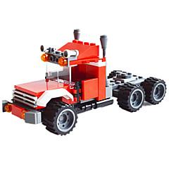 Actionfigurer og kosedyr / Byggeklosser for Gift Byggeklosser Modell- og byggeleke Tank / Trailer ABS5 til 7 år / 8 til 13 år / 14 år og