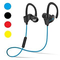 szkinston øresneglen stereo høj kvalitet bluetooth4.1 vandtæt hængende øre headset med mikrofon håndfri opkaldsfunktion volumen kontrol