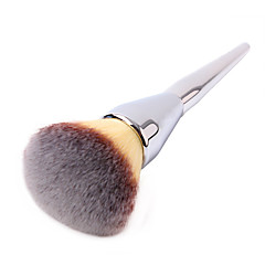1 Blush Brush / Powder Brush Synthetic Hair Eco-friendly / Limits bacteria Metal Face Others